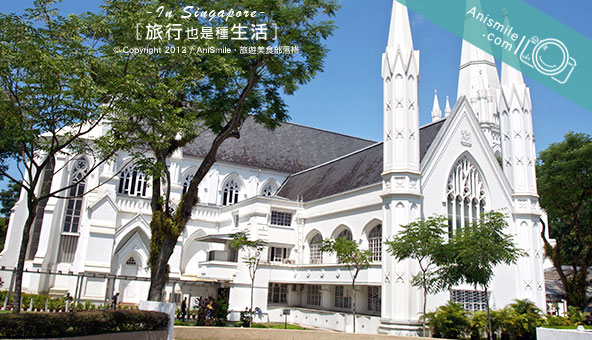 St. Andrew's Cathedral 聖安德烈教堂